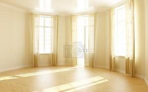Пустая комната света