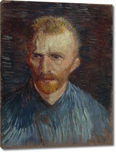 Ван Гог. Автопортрет