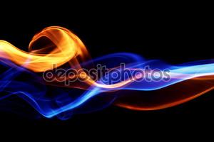 Огонь & льда дизайн