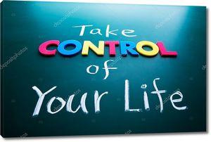 Взять под контроль вашу жизнь концепции