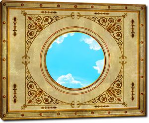 Architectural ceiling designs