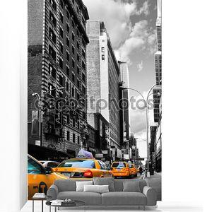 Автомобили такси Нью-Йорк