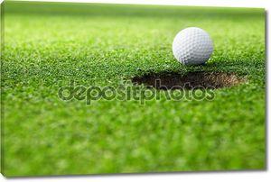 Мяч для игры в гольф