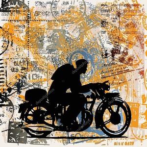 мотоцикл путешествия