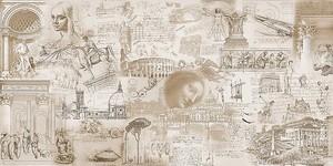 Коллаж эпоха Возрождения