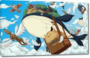 Летающий кит