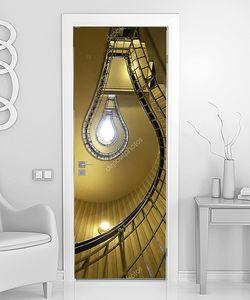 Лестница необычным ракурсом