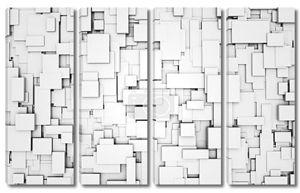 Абстрактный фон из прямоугольников