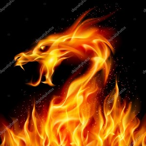 Дракон огня