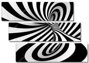Фон абстрактный спираль