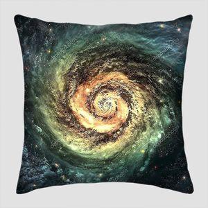 Спиральная галактика где-то в глубоком космосе
