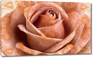 Роза из камня