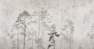 Туманность лесная