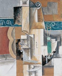 Пабло Пикассо. Гитара и виолончель