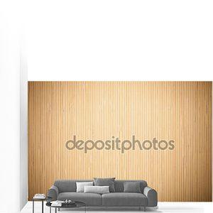 Закрыть бежевый коричневый бамбуковый коврик полосатый фон картина текстуры