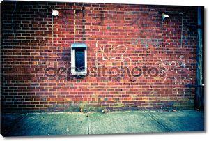 стена с телефона