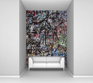 Граффити хаос