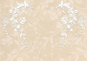 Сказочные цветы белой книги