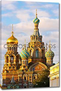 Церковь в Санкт-Петербурге