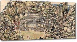 Старая китайская деревня