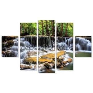 Уровень шесть из хуая маэ KAMIN водопада