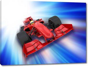 автомобиль Формулы Один