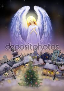 Ангел над городом