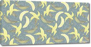 Банановый орнамент