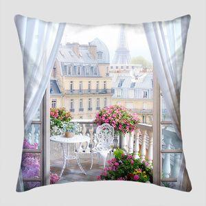 Окно в Париже