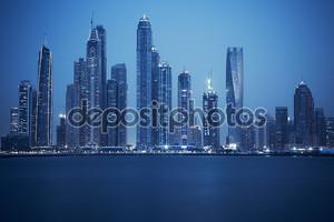 вид на Дубай, Специальный фотографической обработки
