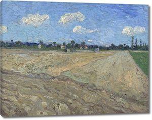 Ван Гог. Вспаханное поле