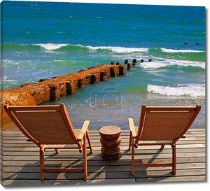 кресла для отдыха для отдыха около моря