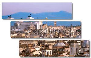 Центр города Рим