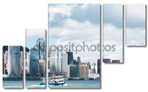 Гавань в Гонконге