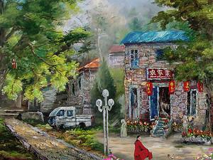 Старая китайская улица