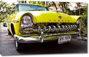 де-Сото на парад старинных автомобилей