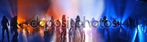Дискотека. Танцы в стиле диско