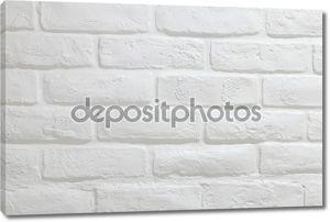 белая кирпичная структура