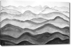 Холмистые волны
