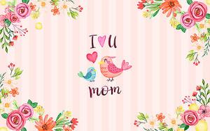 Любовь к маме