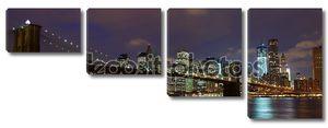 Обзор Бруклинского моста