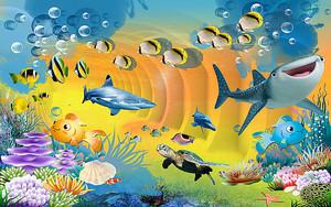 Тоннель под водой