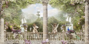 Ангелы на террасе