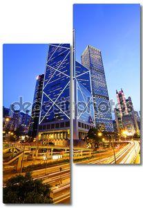 Гонконг с трафика тропа
