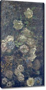 Моне Клод. Цветущие розы
