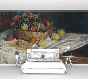 Клод Моне. Яблоки и виноград