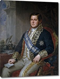 Гутьеррес де ла Вега Хосе. Хуан Браво Мурильо, министр общественных работ и транспорта