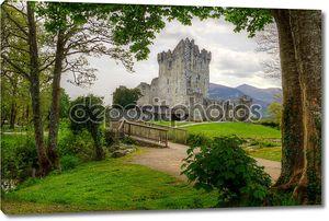 Ross Castle near Killarney