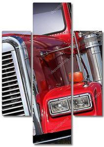 американский грузовик