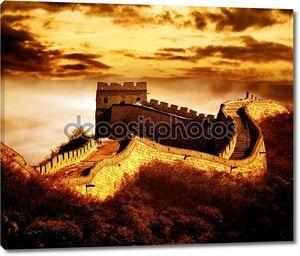 Великая стена Бадалин